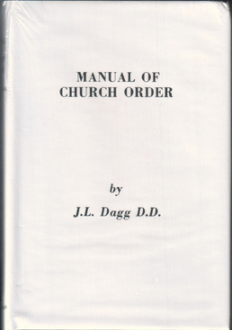 Manual of Church Order